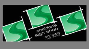 Sheldon's sign shop corowa