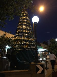 Corowa Business Chamber Christmas Decorations