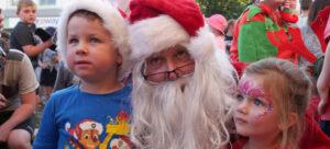 SANGER STREET CHRISTMAS PARTY