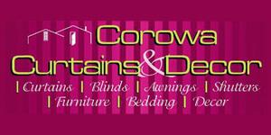 Corowa Curtains and Decor