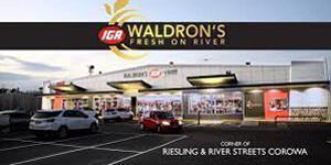Waldron's Fresh or river